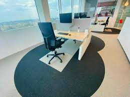 """Figure 3: The """"Six Foot Office"""" concept reminds workers of the need to socially distance. Source: Cushman & Wakefield, https://www.cushmanwakefield.com/en/netherlands/six-feet-office"""