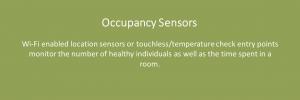 Occupancy Sensors