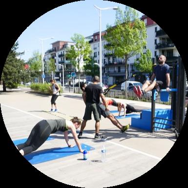 smart city services outcome - healthy